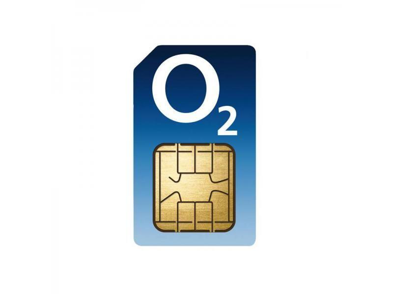 SIM karta O2