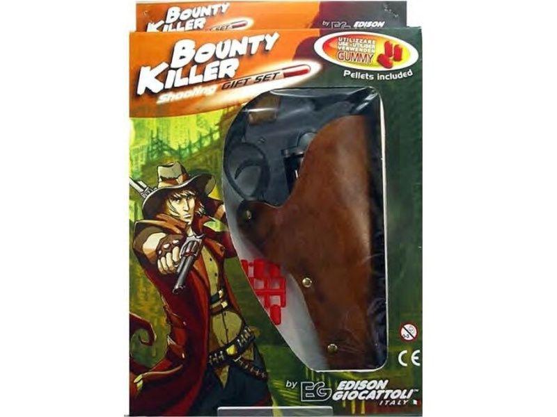 Hračkárska zbraň Bounty killer gift set
