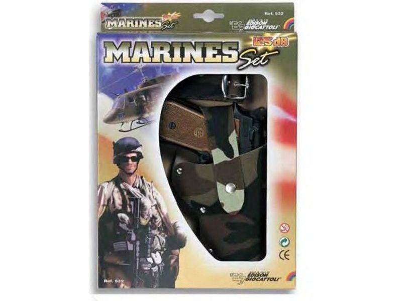Hračkárska zbraň Marines set