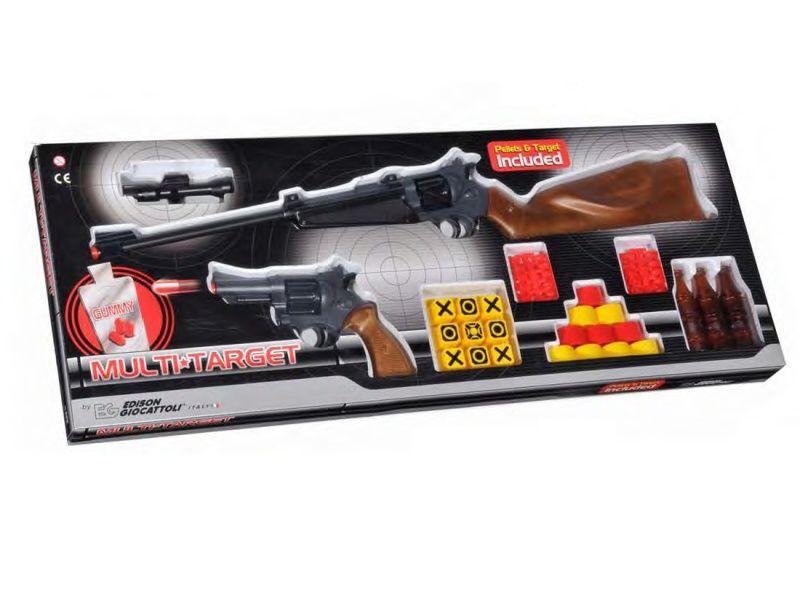 Hračkárska zbraň Multitarget