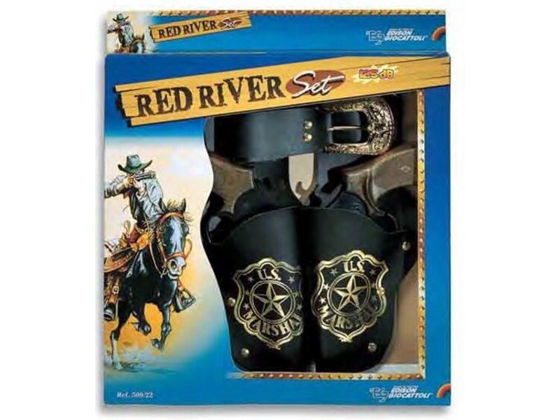 Hračkárska zbraň Red river set