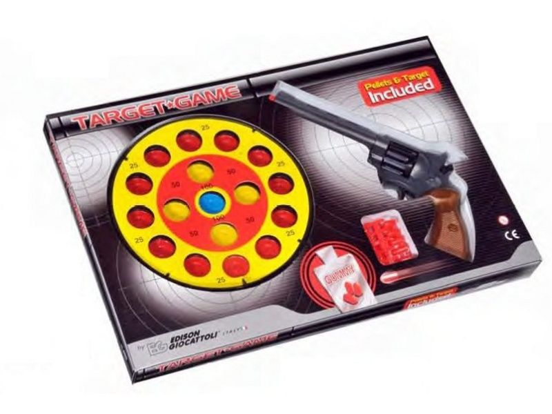 Hračkárska zbraň Target game