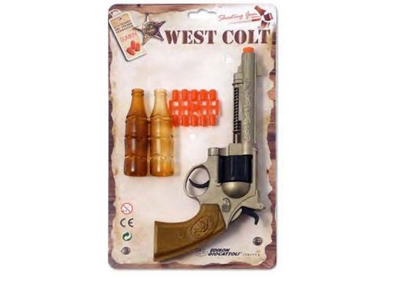 Hračkárska zbraň West Colt