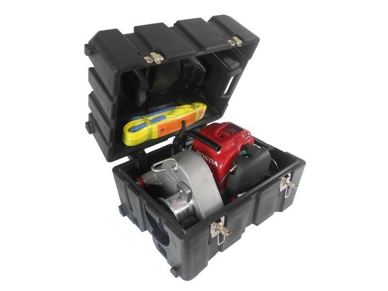 Transportný kufor PCA-0102 PORTABLE WINCH