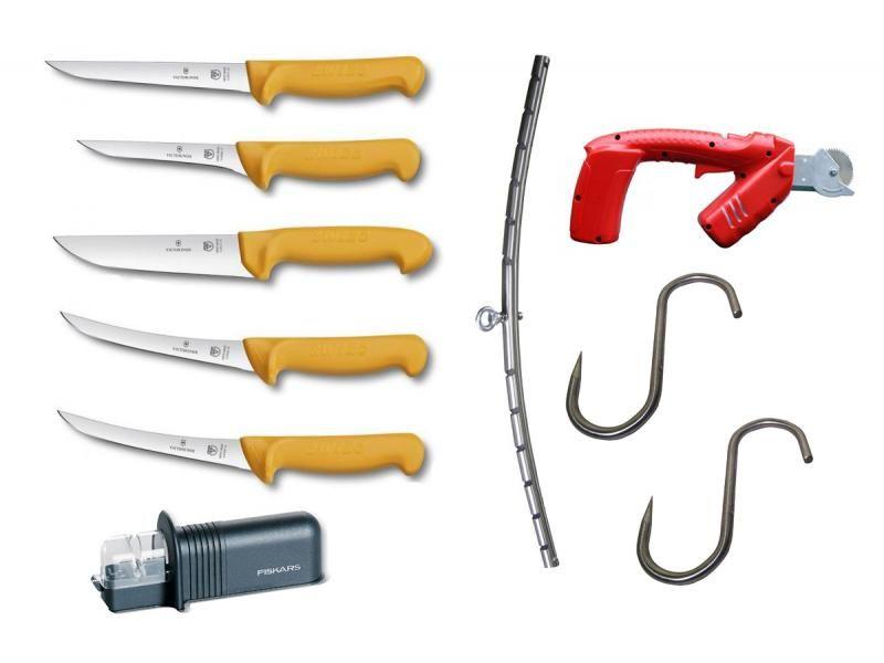 Mäsiarsky set nožov Victorinox Swibo - Expert