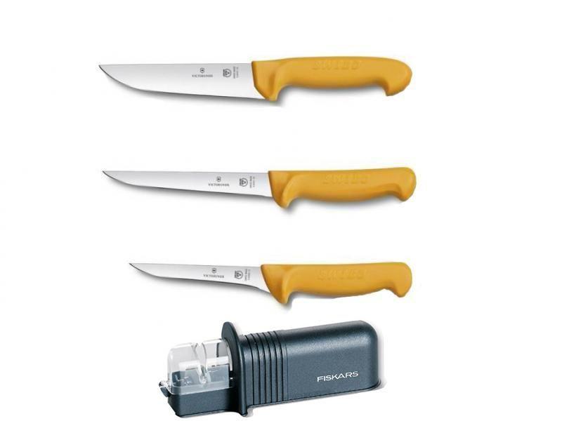 Mäsiarsky set nožov Victorinox Swibo - základný