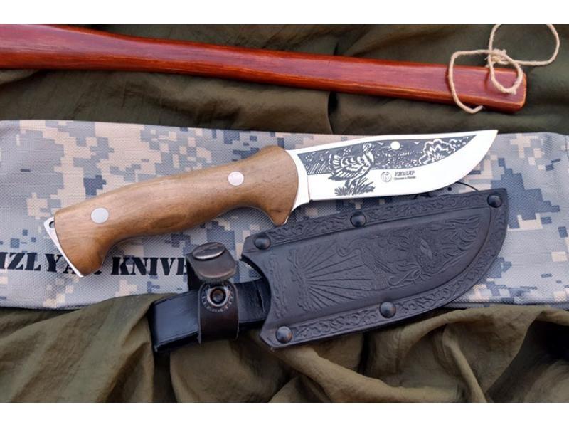 Lovecký nôž Kizlyar Drofa