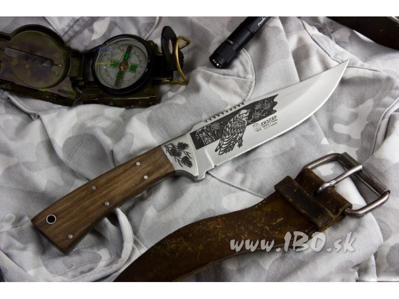 Lovecký nôž Kizlyar F-1