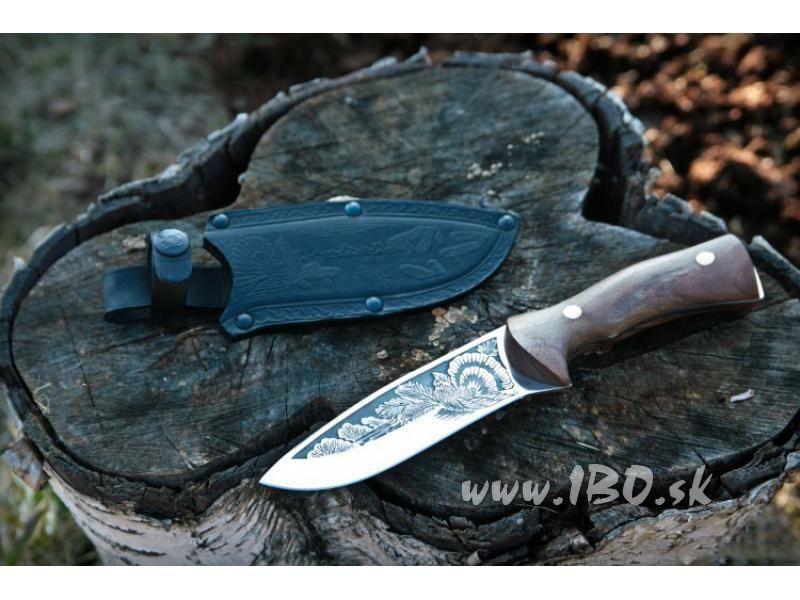 Lovecký nôž Kizlyar Gluchar