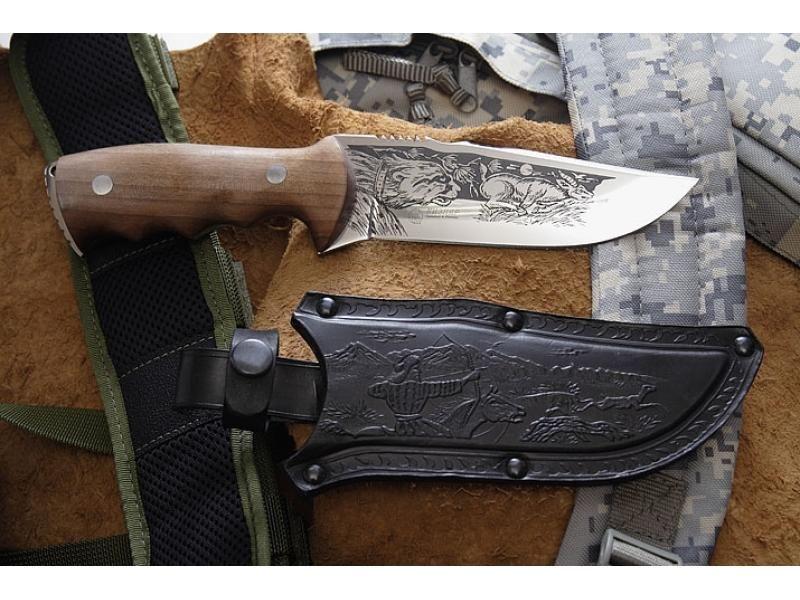 Lovecký nôž Kizlyar Khazar