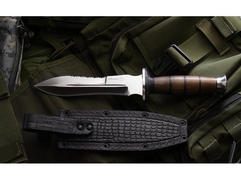 Lovecký nôž Kizlyar Stalker