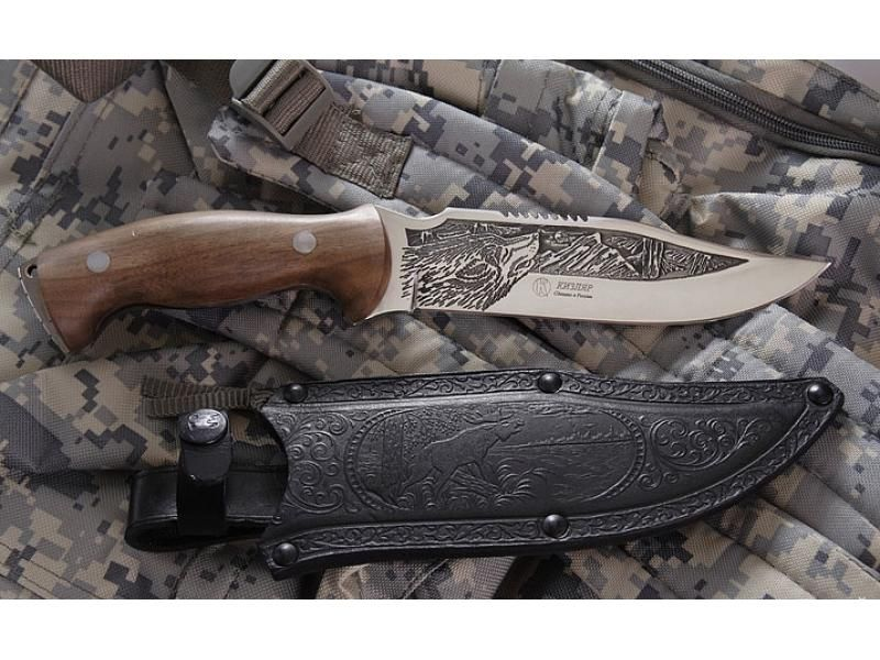 Lovecký nôž Kizlyar Tajga