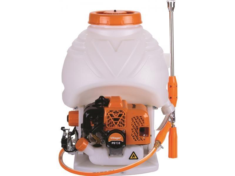 Benzínový postrekovač VILLAGER PS 15 E