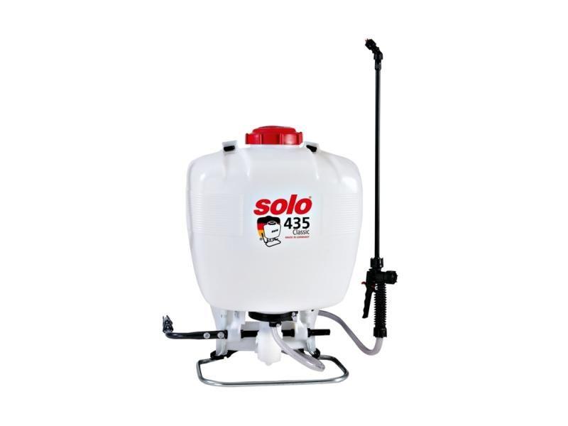 Chrbtový postrekovač SOLO 435 Classic