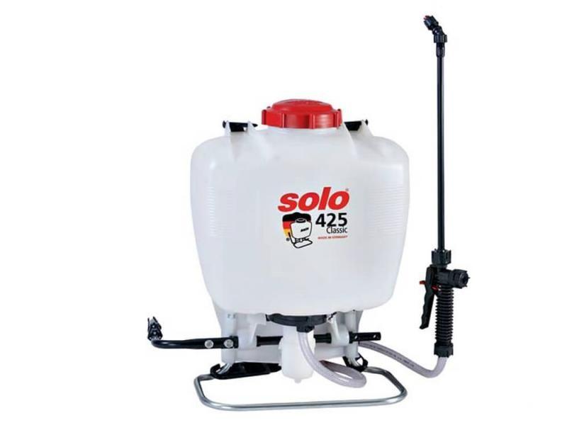 Mechanický chrbtový postrekovač SOLO 425 Classic
