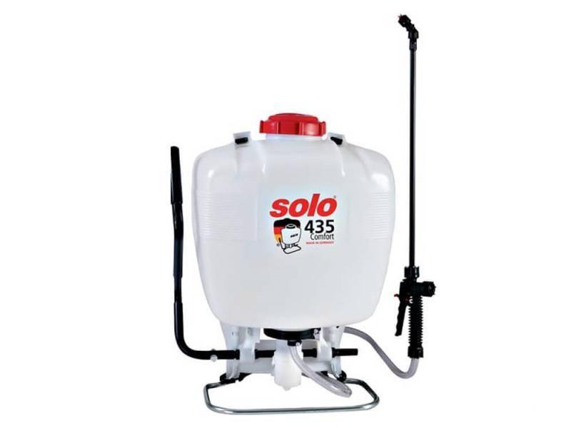 Mechanický chrbtový postrekovač SOLO 435 Comfort