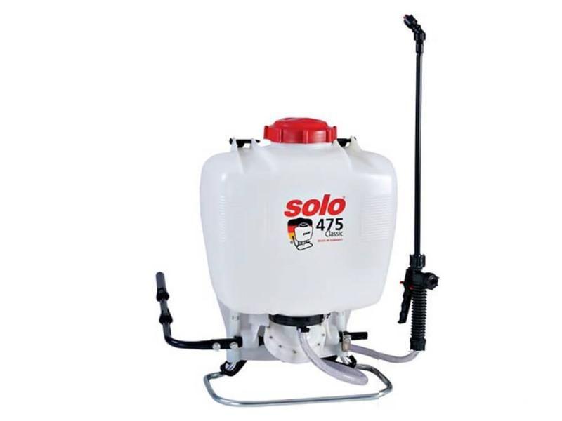 Mechanický chrbtový postrekovač SOLO 475 Classic