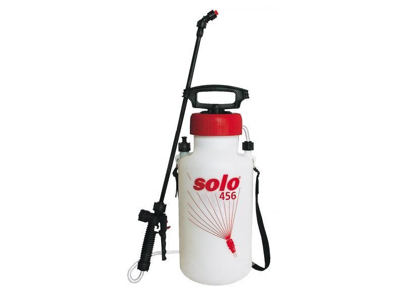 Mechanický tlakový postrekovač SOLO 456 COMFORT