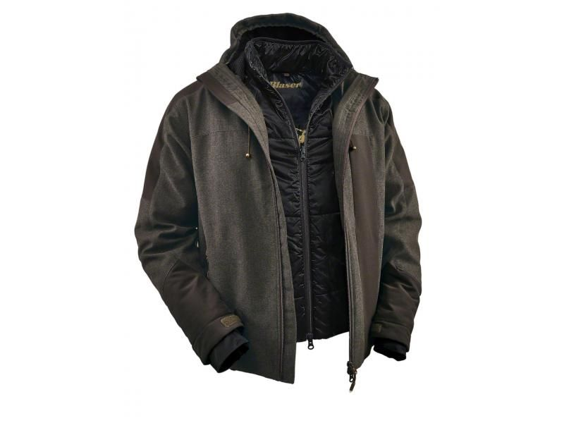 Pánska bunda Blaser Vintage Luis 2v1  S