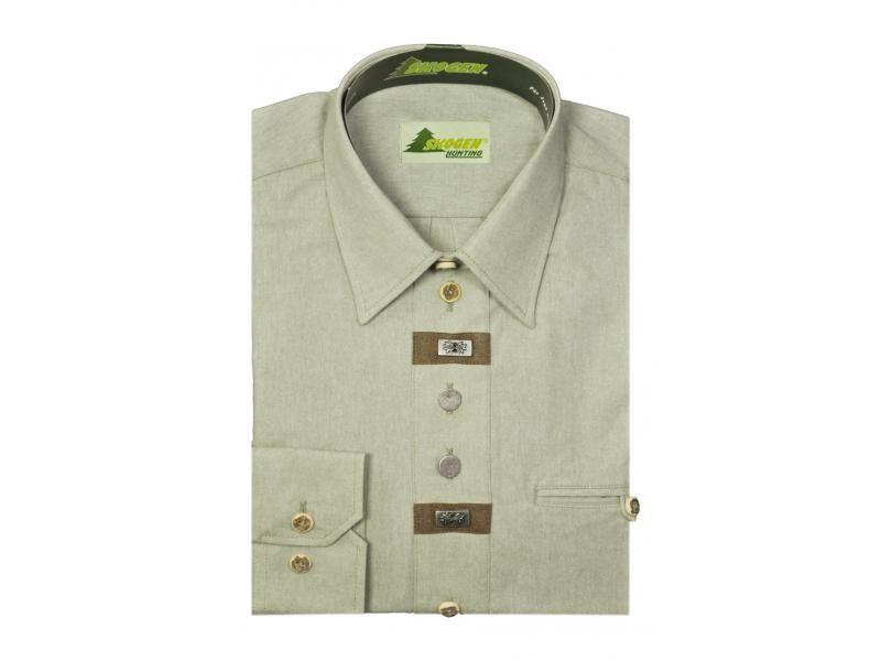 Pánska košeľa HUBERTUS  45