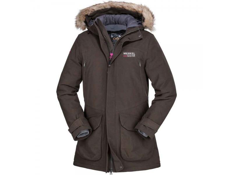 Dámska zimná bunda Merkel Expedition Winter  S