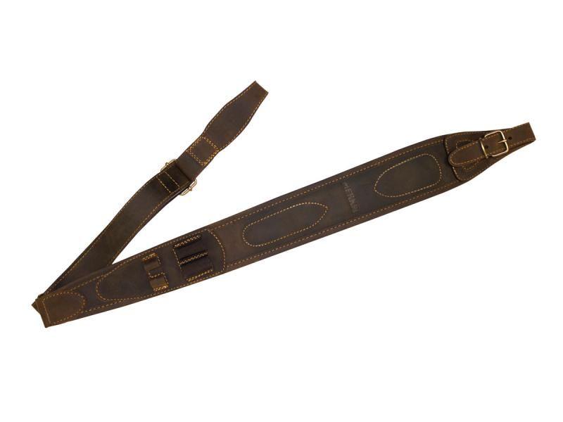 Kožený remeň na zbraň MERKEL