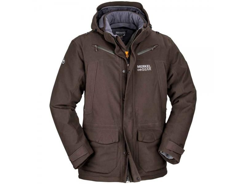 Pánska zimná bunda Merkel Gear Expedition Winter  S