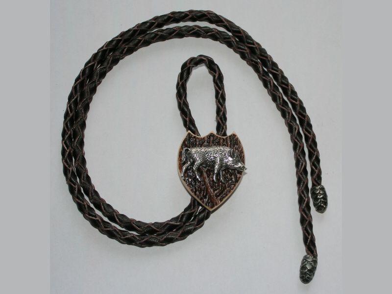 Poľovnícka kravata diviak