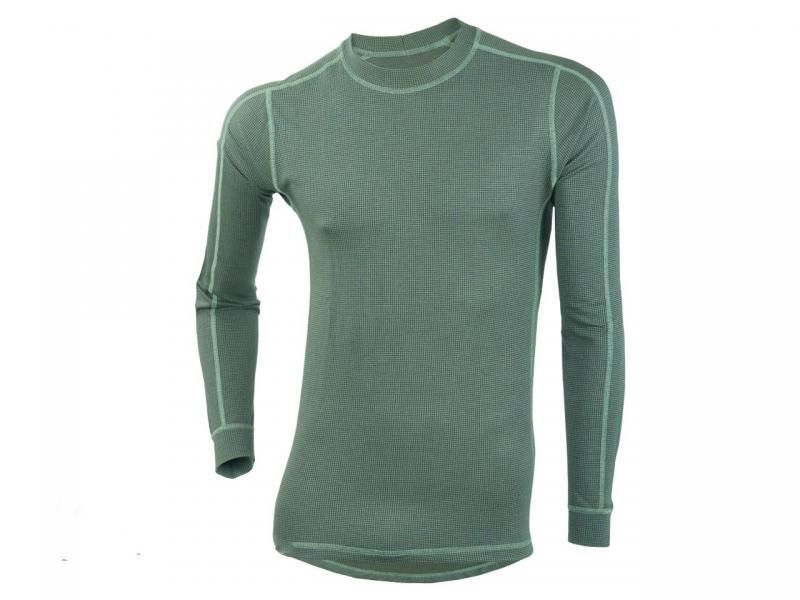 Termoprádlo tričko modal dlr. zelené Termovel  M