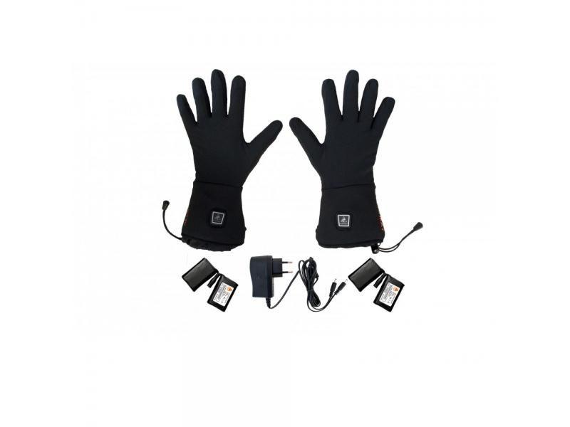 Vyhrievané rukavice Alpenheat Fire-Gloveliner (aj vložky do rukavíc)  S
