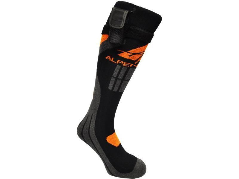 Pásik na suchý zips s obalom batérie pre vyhrievané ponožky Alpenheat