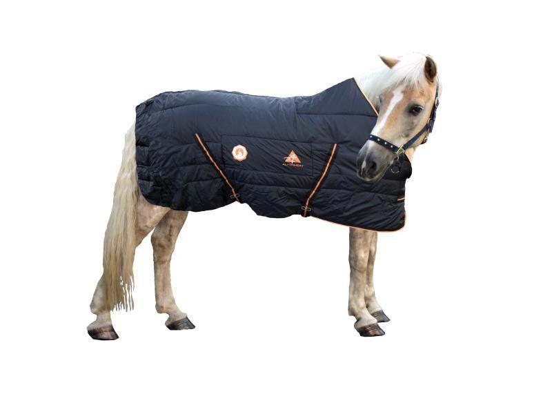 Vyhrievaná deka pre koňa Alpenheat
