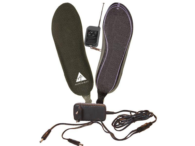 Alpenheat bezdrôtový vyhrievač obuvi HOTsole  S/M