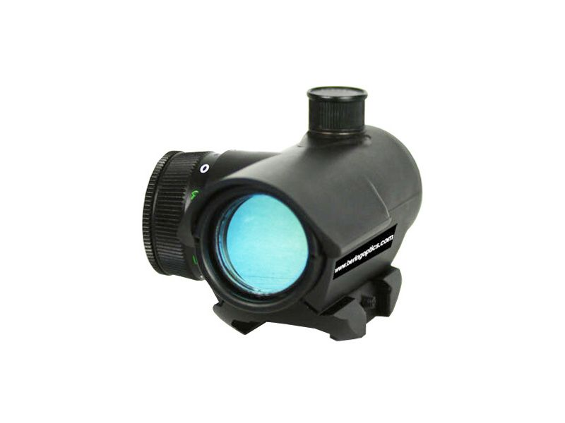 RGB reflex kolimátor BeringOptics krátky 3 farby