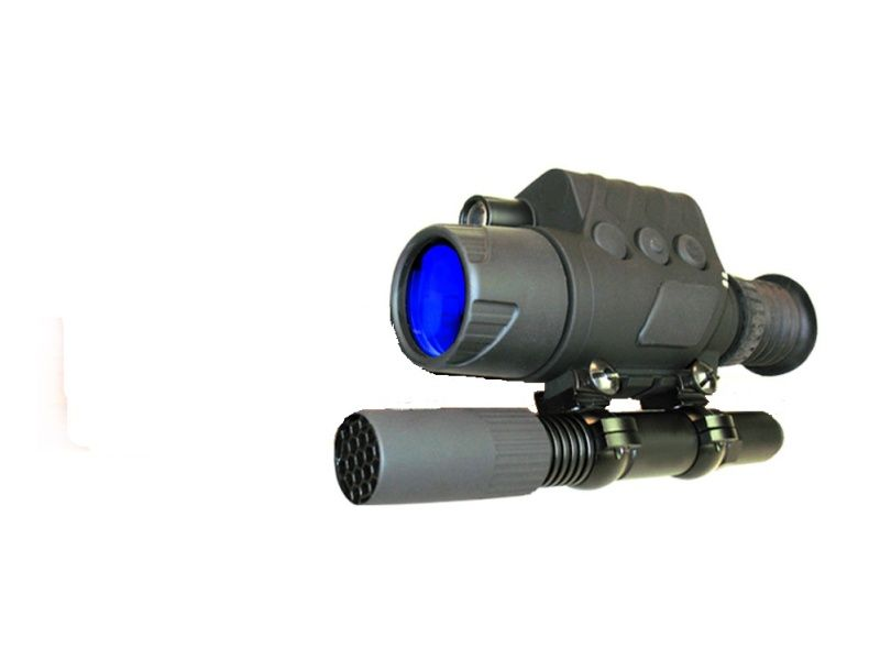 Bering Optics eXact Precision  2,6x44 gen 1+ super, KIT
