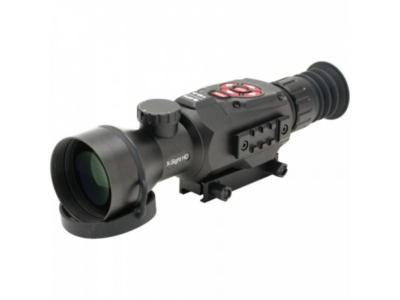 Nočné videnie ATN X-Sight II HD 3-14x