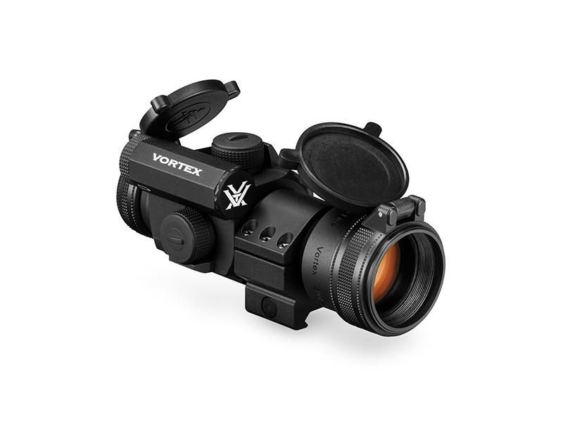 Kolimátor VORTEX StrikeFire II Red Dot (4 MOA červená bodka)