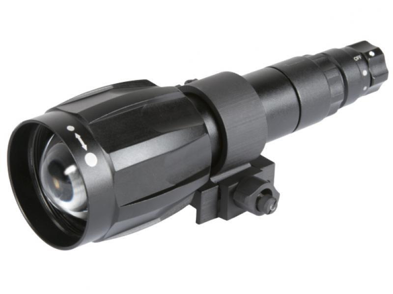 Prísvit s dlhým dosvitom Armasight XLR-IR850 s weaver montážou