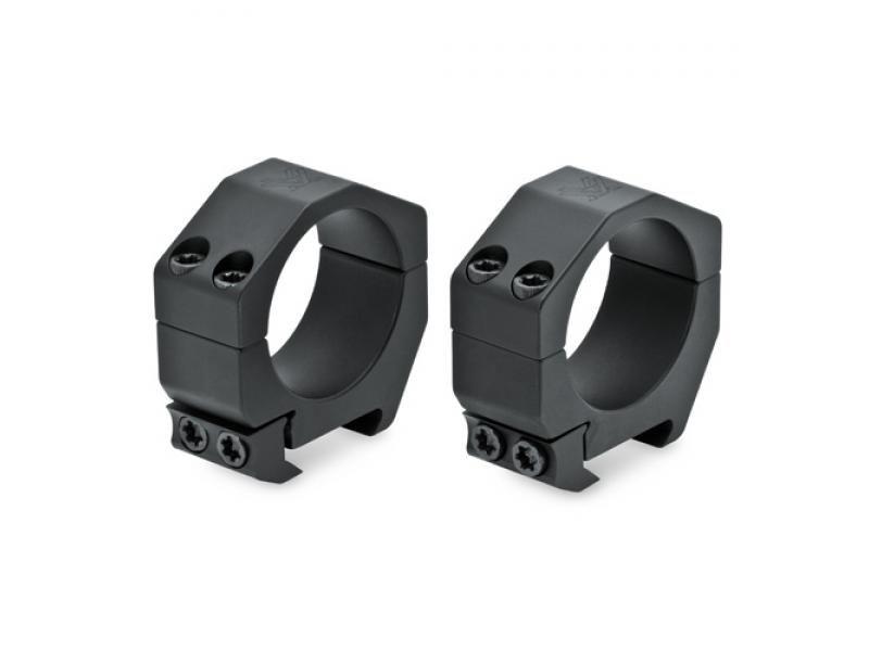 Krúžky VORTEX Precision Matched 35 mm na puškohľad nízke