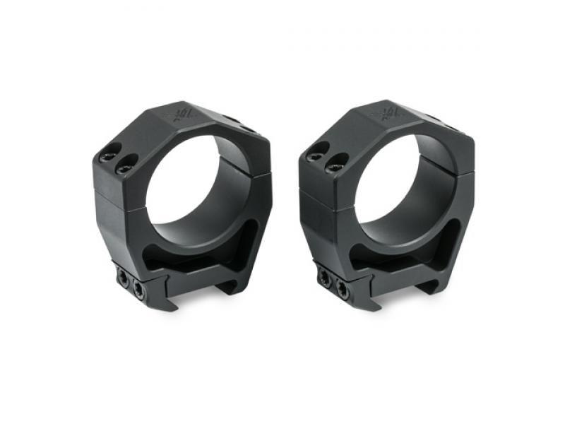 Krúžky VORTEX Precision Matched 35 mm na puškohľad vysoké