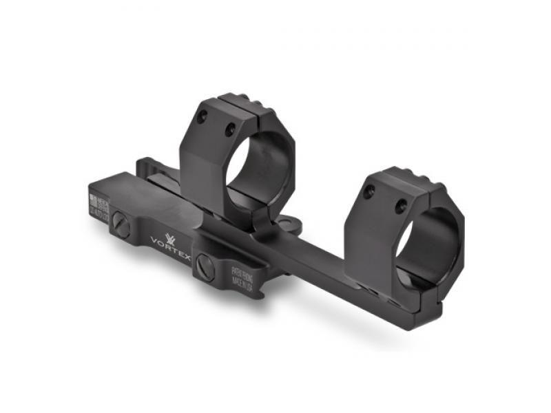 """Rýchloupínacia konzolová montáž VORTEX pre tubus s priemerom 30 mm predsadenie 3"""""""