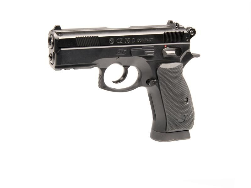 Airsoftová CO2 zbraň ASG CZ 75D Compact