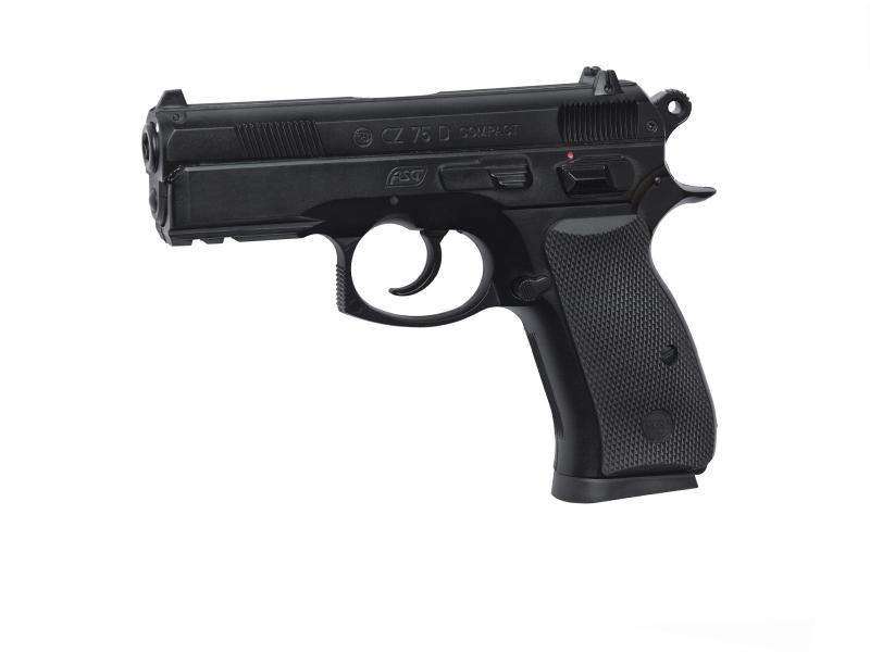 Airsoftová zbraň ASG CZ 75D Compact