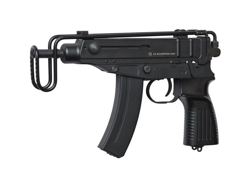 Airsoftová zbraň ASG Scorpion Vz61