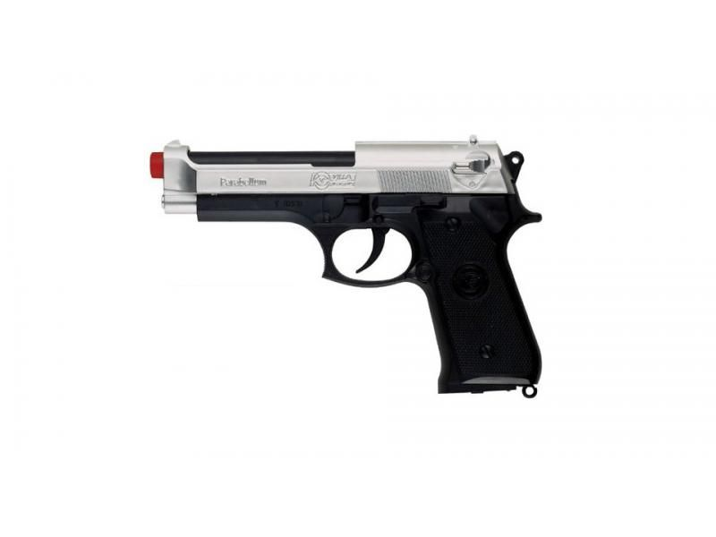 Airsoftová zbraň PARABELLUM SILVER AIR SOFT PISTOL