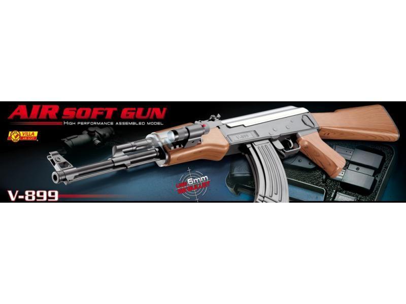 Airsoftová zbraň V-899 MITRA SUITE CASE AIR SOFT