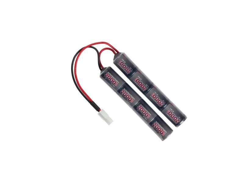 ASG Batéria 9,6V 2000 mAh NiMh