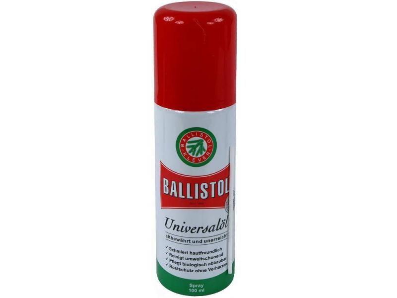Olej na zbrane v spreji Ballistol 100 ml