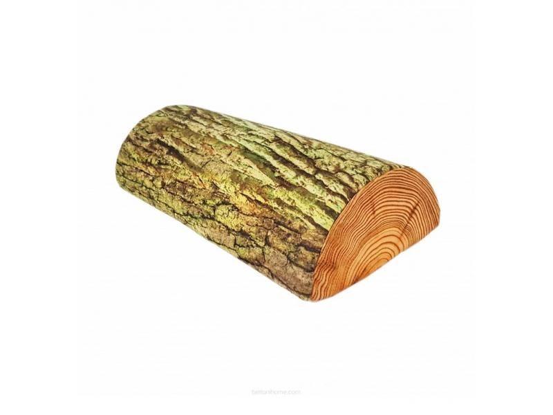 Dekoračný vankúš polvalec mach na strome 10x40 cm