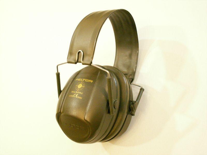 Aktívny chránič sluchu Peltor